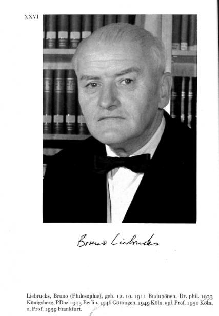 Bruno Liebrucks