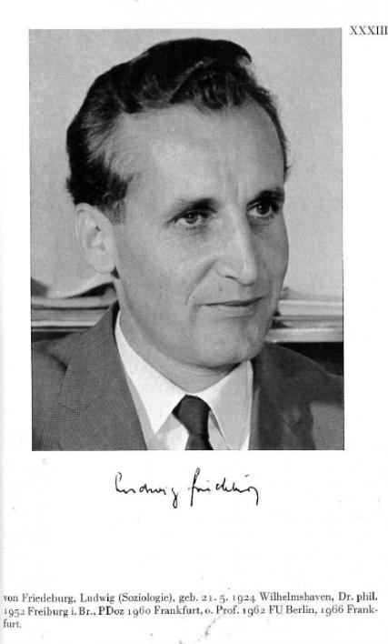 Ludwig von Friedeburg