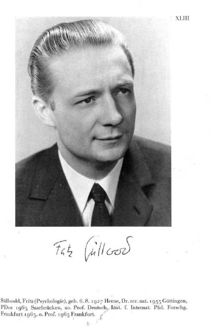 Fritz Süllwold