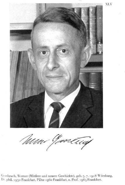 Werner Gembruch