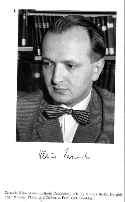 Klaus Zernack
