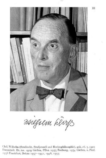 Wilhelm Claß