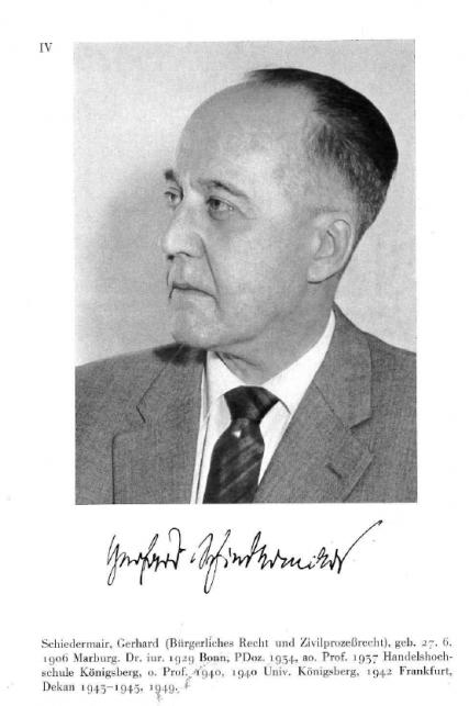 Gerhard Schiedermair