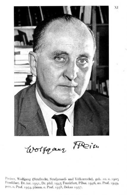 Wolfgang Preiser