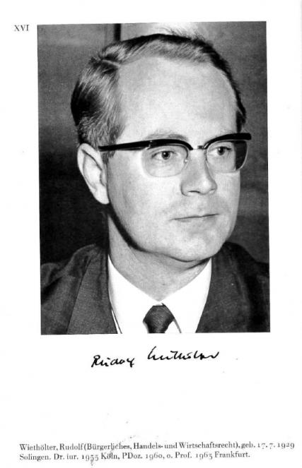 Rudolf Wiethölter