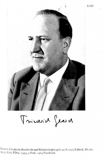 Friedrich Geerds