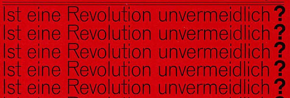 Birkholz Studentenbewegung