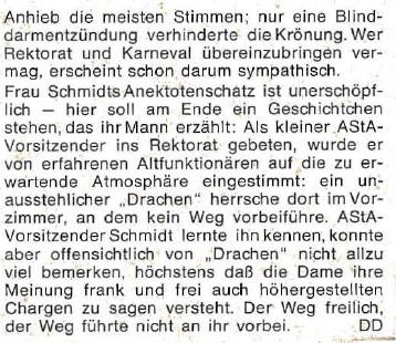 Hildegard Schmidt Diskus 1966
