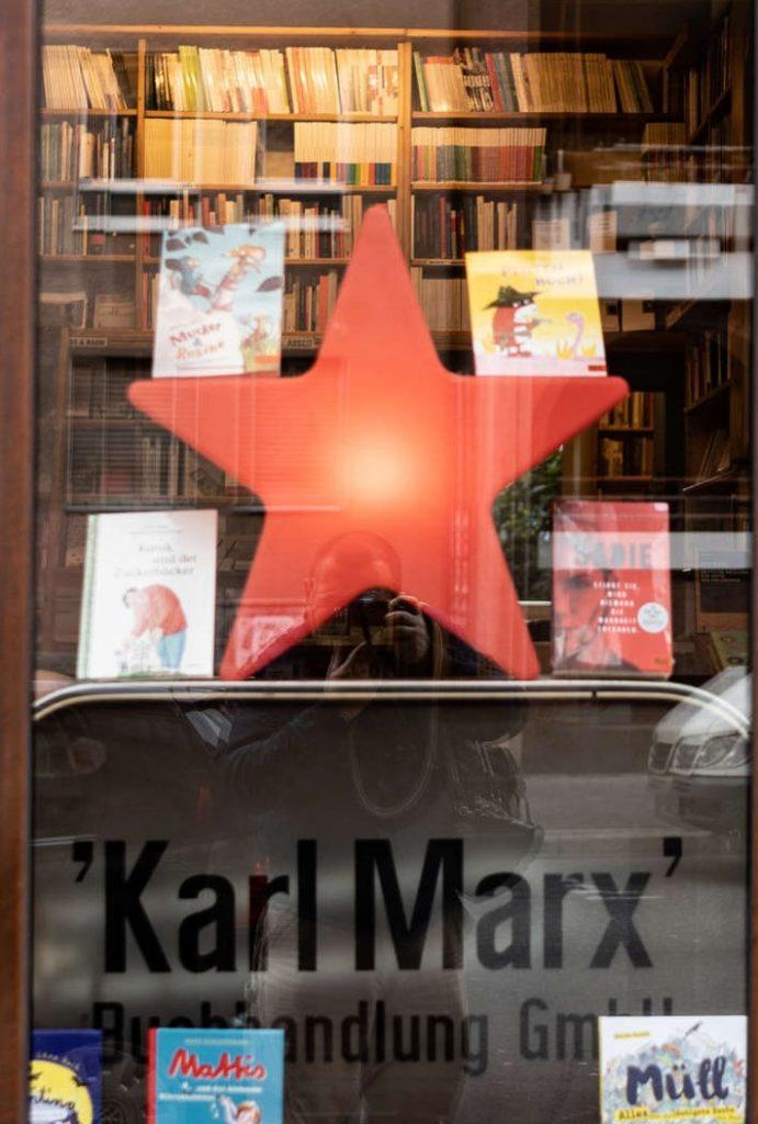 Karl Marx Buchhandlung Frankfurt